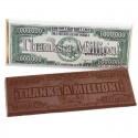 "Barre de chocolat au lait Barton's million dollar : ""million dollar bar"""