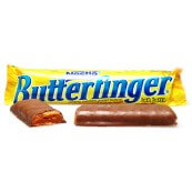 Barre chocolatée Nestlé Butterfinger : Butterfinger Bar