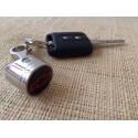Porte clef  piston Chevrolet  - Piston keychain Chevy