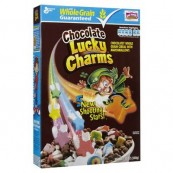 Céréales Lucky Charms au Chocolat general Mills