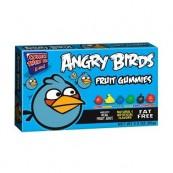 Bonbon Angry Birds bleu