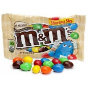 M&M's Almonds - M&M's aux Amandes
