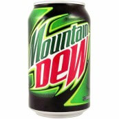 Soda Mountain dew