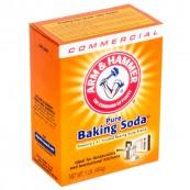Arm & Hammer baking soda - bicarbonate de soude américain