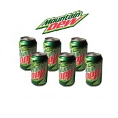 Pack Mountain dew x6