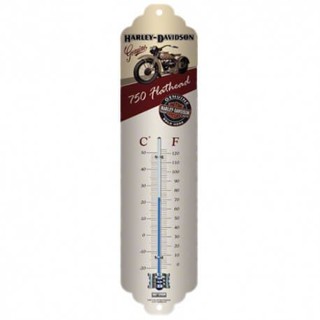 Thermomètre Harley-Davidson 750 Flathead