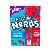 Wonka nerds surf and turf - Punch tropical et Framboise