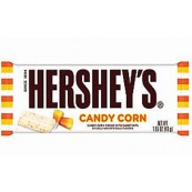 Barre chocolatée Hershey's candy Corn - chocolat spécial Halloween