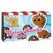 Bonbons candy crush au chocolat - Color Bombs