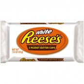 Reese's peanut Butter white chocolate - beurre de cacahuète chocolat blanc
