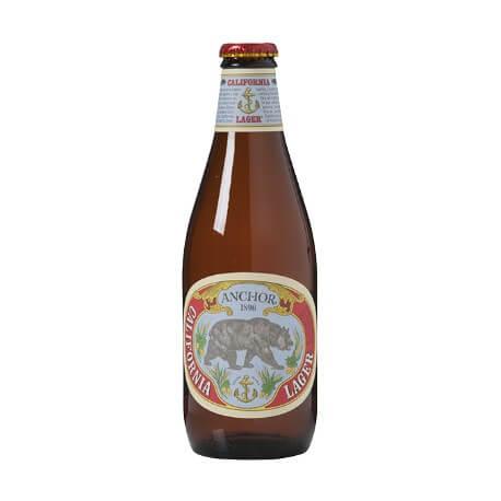 Bière Américaine Anchor California Lager
