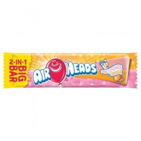 Airheads Big Bar pink lemonade - orange