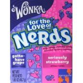 Wonka nerds raisin - Fraise