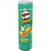 Chips PRINGLES goût Sauce Ranch