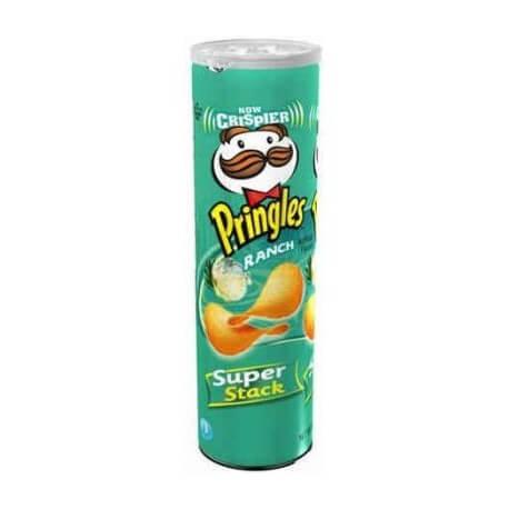 Chips PRINGLES goût Sauce Ranch