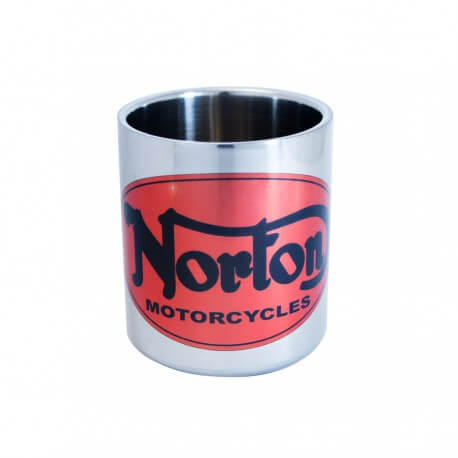 Mug inox double paroi Isotherme Norton