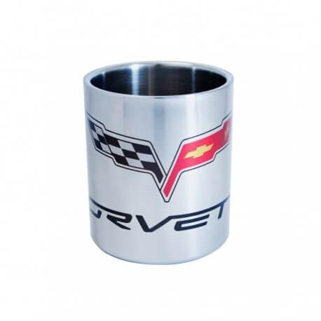 Mug inox double paroi Isotherme Corvette