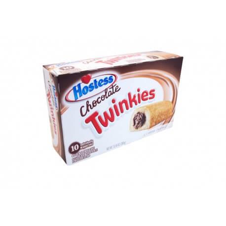 Hostess Twinkies au chocolat (x10) - Boite 385 g