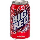 Soda américain Big Red