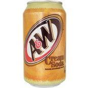 A&W cream Soda américain