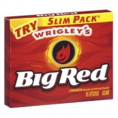 Wrigley Big red chewing gum - 50g