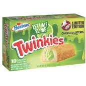 Hostess Twinkies Ghostbuster au citron vert (x10)