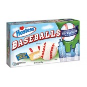 Boite Hostess Cupcakes Baseball (x6)