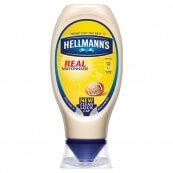 Mayonnaise Hellman's: «Hellman's real mayonnaise»