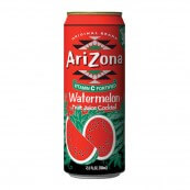 Thé glacé Arizona Watermelon - goût Pastèque