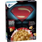 Céréales Superman caramel crunch