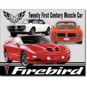 Pontiac  décorative Firebird Tribute
