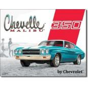 Plaque décorative Malibu Chevelle