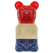 Ours Géant Largest Gummy Bear 3 Parfums