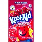Kool Aid Black Cherry - Boisson en Poudre