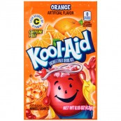 Kool Aid Orange - Boisson en Poudre