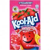 Kool Aid Strawberry - Boisson en Poudre