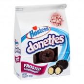 Hostess mini donettes au chocolat