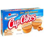 Boite Hostess Cupcakes caramel beurre salé (x8)