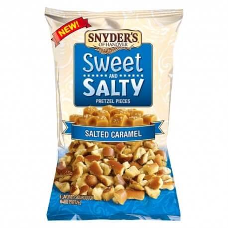 Snyder's Pretzel Pieces Caramel