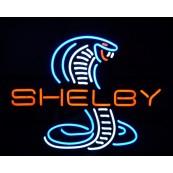 Enseigne néon Shelby