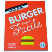 Livre Burger Super Facile