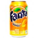 Soda Fanta Mango : Goût Mangue
