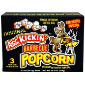 Popcorn Goût Barbecue Ass Kickin