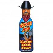 Sauce Whoop Ass Jalapeno Steak
