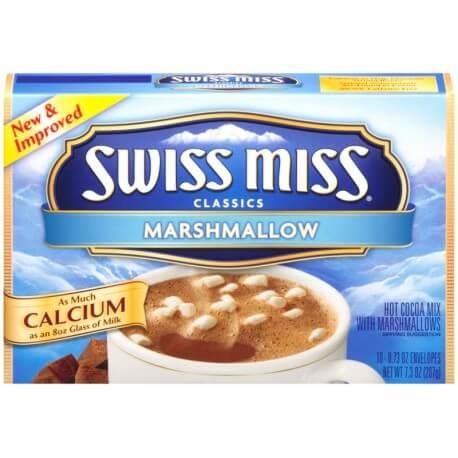Swiss Miss Classics Marshmallow