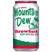 Soda Mountain dew Throwback