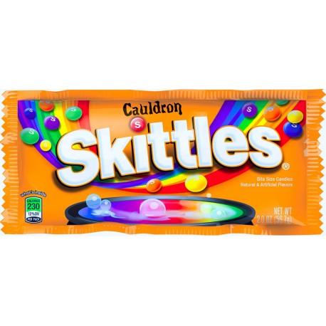 Skittles Cauldron Halloween