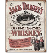 Plaque déco Jack Daniel's Sippin Whiskey
