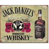 Plaque Jack Daniels Handmade