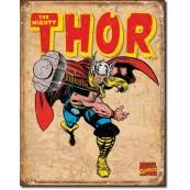 Plaque Déco comics Thor Retro
